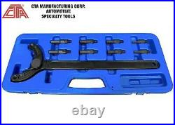 CTA Tools 4333 Pulley Holding Tool Adjustable Universal Cam New Free Shipping