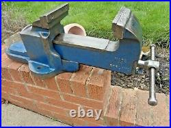RECORD No25 QUICK RELEASE ENGINEERS/MECHANIC BENCH VICE GARAGE SHED WORKSHOP GWO