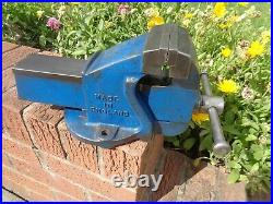 RECORD No2 ENGINEERS/MECHANICS BENCH VICE GARAGE SHED OR WORKSHOP TOOL