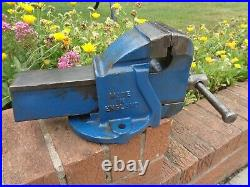 RECORD No3 ENGINEERS/MECHANICS BENCH VICE GARAGE SHED OR WORKSHOP TOOL