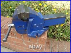 RECORD No6 ENGINEERS/MECHANIC BENCH VICE GARAGE SHED OR WORKSHOP TOOL GWO