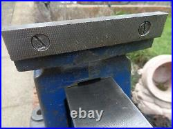 RECORD No6 LARGE ENGINEERS/MECHANICS BENCH VICE GARAGE SHED WORKSHOP TOOL GWO