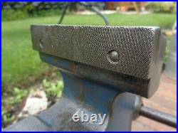 RECORD No84 QUICK RELEASE ENGINEERS/MECHANIC BENCH VICE GARAGE SHED OR WORKSHOP