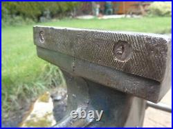 RECORD No 36 LARGE ENGINEERS/MECHANIC BENCH VICE GARAGE SHED WORKSHOP TOOL GWO