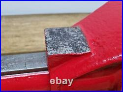 RECORD No 36 QUICK RELEASE ENGINEERS/MECHANIC BENCH VICE GARAGE SHED 0R WORKSHOP