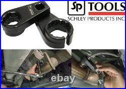 Schley 15500 NOX & SOOT Sensor Socket Wrench Set For Ecodiesel New Free Shipping